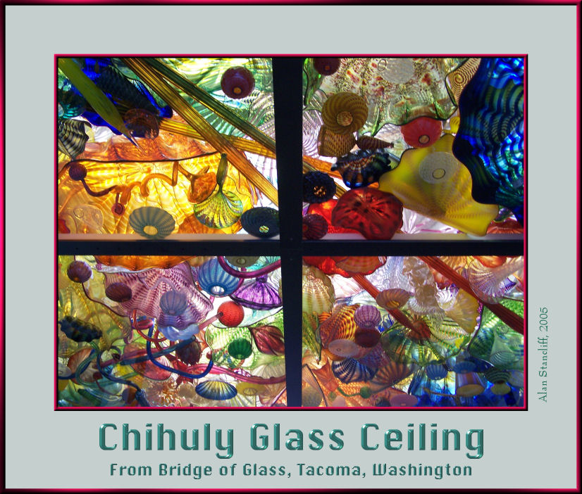Chihuly Glass Ceiling