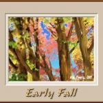 Early Fall
