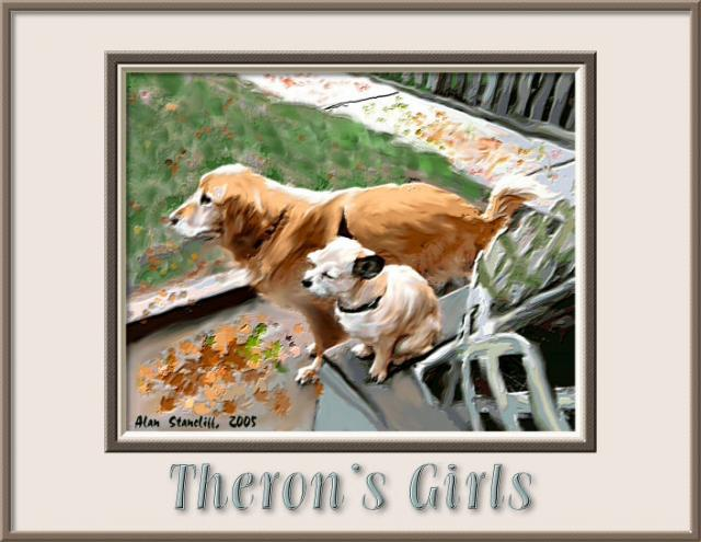 Theron's Girls